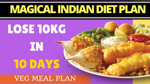 magical indian diet plan to lose weight for women 10kg in 10