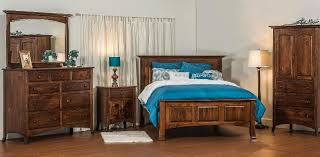 amish home place handcrafted bedroom furniture amish made