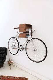Bicycle Home Decor by Bike Rack For Wall 6 Stunning Decor With Wall Mounted Bike Display
