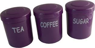 purple canisters for the kitchen canisters inspiring sugar coffee and tea canisters canister sets