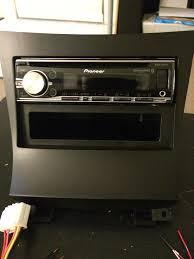 Acura Rsx Radio Code Double Din Kit With Single Din Radio Acura Tsx Forum