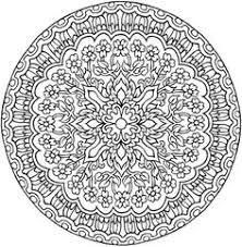 dover coloring book mystical mandala coloring book 0021 540x700