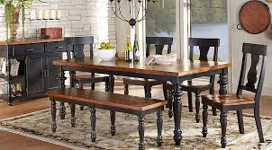affordable black dining room sets rooms to go furniture