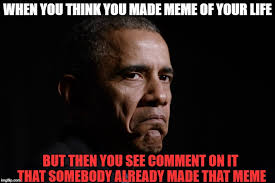 You Think Meme - when you think you made meme of your life but then you see comment
