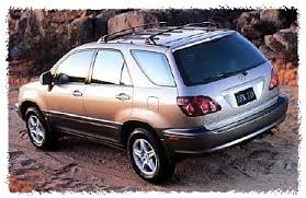 lexus rx 300 1999 1999 lexus rx 300 review ratings specs prices and photos the