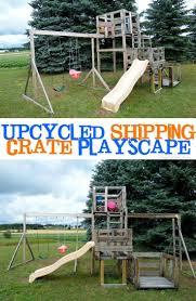 117 best backyard playgrounds images on pinterest backyard