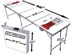 8 Ft Table Dimensions by Folding Table Sizes Costa Home