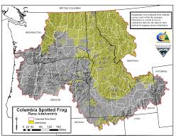 Montana Land Ownership Maps by Columbia Spotted Frog Jpg
