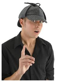 Sherlock Halloween Costumes Sherlock Holmes Hat