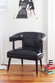 Painting Vinyl Chairs Paint Faux Leather Leather Craft And Diy Furniture