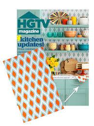 Home Decor Magazines List by 5 New Diys For Your Kitchen Hgtv U0027s Decorating U0026 Design Blog Hgtv