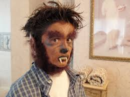 Werewolf Halloween Makeup by Diy By Design Creating A Werewolf