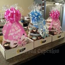 baby shower gift baskets jarets stuffed cupcakes for all special occasions from birthdays
