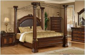Wood Canopy Bed Frame Queen by Bedroom Wood Canopy Bed Queen Image Of Top Wood Canopy Full Size
