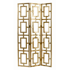 Gold Room Divider Furniture Complete Your Home Accessories Collection With