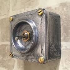 vintage industrial light switch retro industrial light switches architecture design pinterest