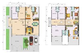 2 story duplex house plans small 2 storey house plans double story layout plan pictures home