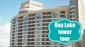 disney u0027s bay lake tower resort tour youtube