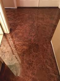 Different Colors Of Laminate Flooring Why Metallic Floors Continue To Be Popular Concrete Decor