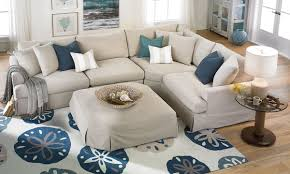 Section Sofa Two Lanes Alpha Flare Arm Slipcovered Sectional Haynes Furniture