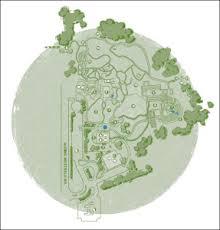 mercer map mercer arboretum botanical gardens deartexas