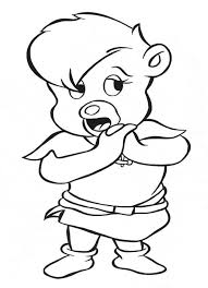 coloring robin hood coloring pages 4