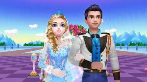 film elsa menikah ice princess wedding day frozen queen elsa getting married