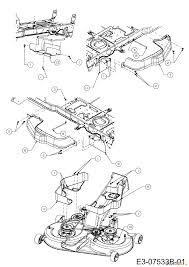 massey ferguson lawn tractors mf 41 18 ard 13bj90cn695 2013 belt