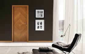 Interior Veneer Doors The Decoration Doors With Wood Veneer