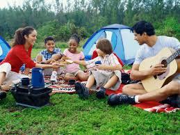 Backyard Camping Ideas Triyae Com U003d Family Backyard Camping Various Design Inspiration