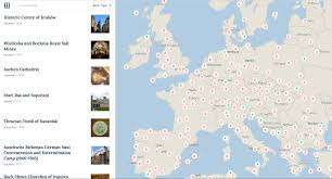 Map Of Concentration Camps Build Rich Map Experiences With Mapbox And React
