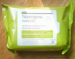 product review neutrogena naturals purifying makeup remover