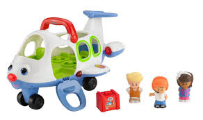 fisher price little people lil u0027 movers airplane toys