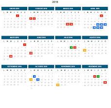 Calendario 2018 Argentina Ministerio Interior Calendario 2016 Qué Días Serán Feriados El Cronista