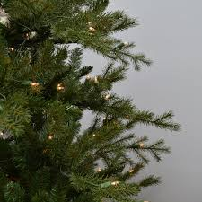 7 5 u0027 fresh cut full artificial christmas tree clear lights msrp