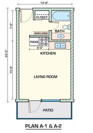 Cool Efficiency Apartment Floor Plans Images Decoration Ideas - Efficiency apartment designs