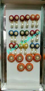 246 best silk thread ornaments images on silk thread