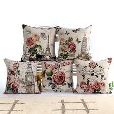 Wholesale New Wholesale Novelty Burlap Pillowcases Mexican Sugar
