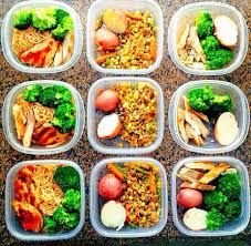 plan it cuisine 5 easy steps to meal prep for 2 weeks in one day stripped