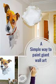 How To Paint High Walls by Best 10 Diy Wall Art Ideas On Pinterest Diy Artwork Diy Wall