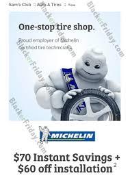 michelin tire black friday 2017 sale deals sales 2017