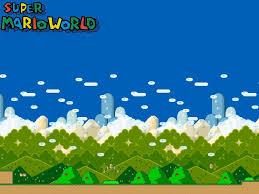 Super Mario World Level Maps by Super Mario World Background Super Mario World Super Super