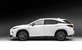 lexus crossovers lexus considering adding third row of seats to rx crossover car