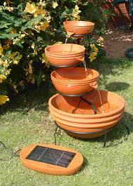 solar fountains with lights garden fountain solar talentneeds com