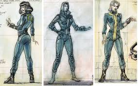 fallout vault jumpsuit vault jumpsuit fallout 3 fallout wiki fallout and