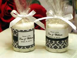 candles and favors candles as wedding favors candle wedding favors yankee candle