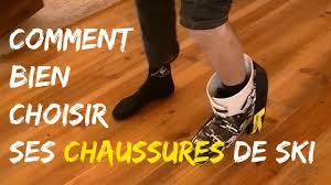 Que Faire Des Vieilles Chaussures Ski Comment Bien Choisir Ses Chaussures De Ski Ce Que Vous Ne