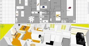 logiciel plan cuisine 3d plan cuisine 3d gratuit pour plan de interieur maison contemporaine