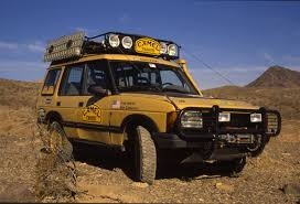 land rover camel trophy discovery