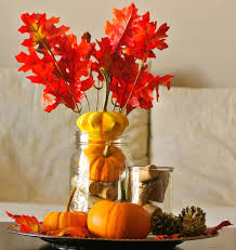 Fall Table Centerpieces by B Is 4 Inspiration For Your Fall Tablescape